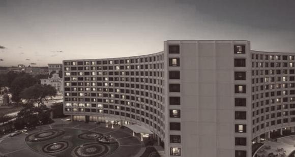 Exterior of Washington Hilton