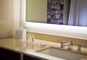 Renaissance Washington - Picture of a Bathroom Counter