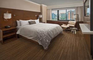 Picture of an Executive King Suite hotel room