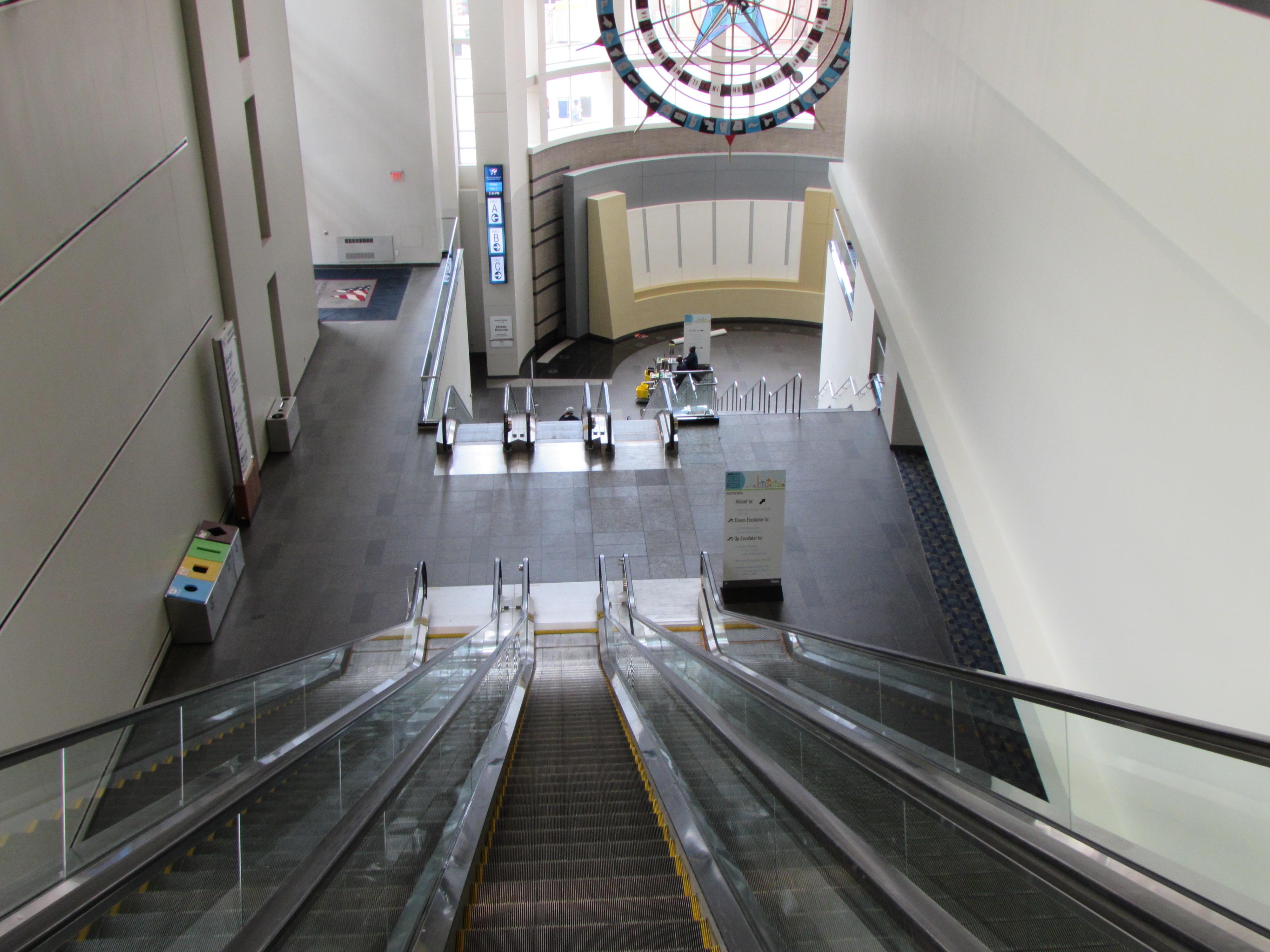 DC CC Escalator - Finished 2
