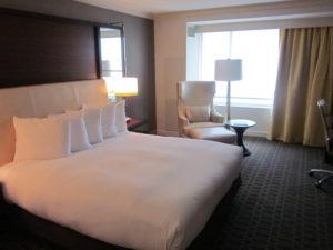 Hilton McLean - King Room