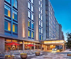 Renaissance Washington - Hotel Exterior