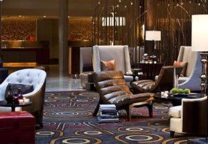 Renaissance Washington - Lobby Seating