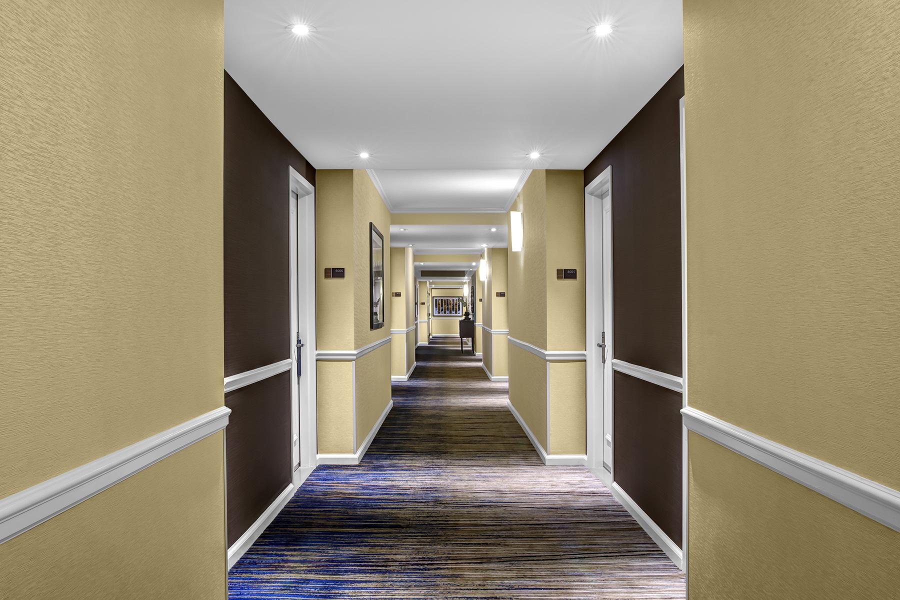 hilton-times-square-hallway
