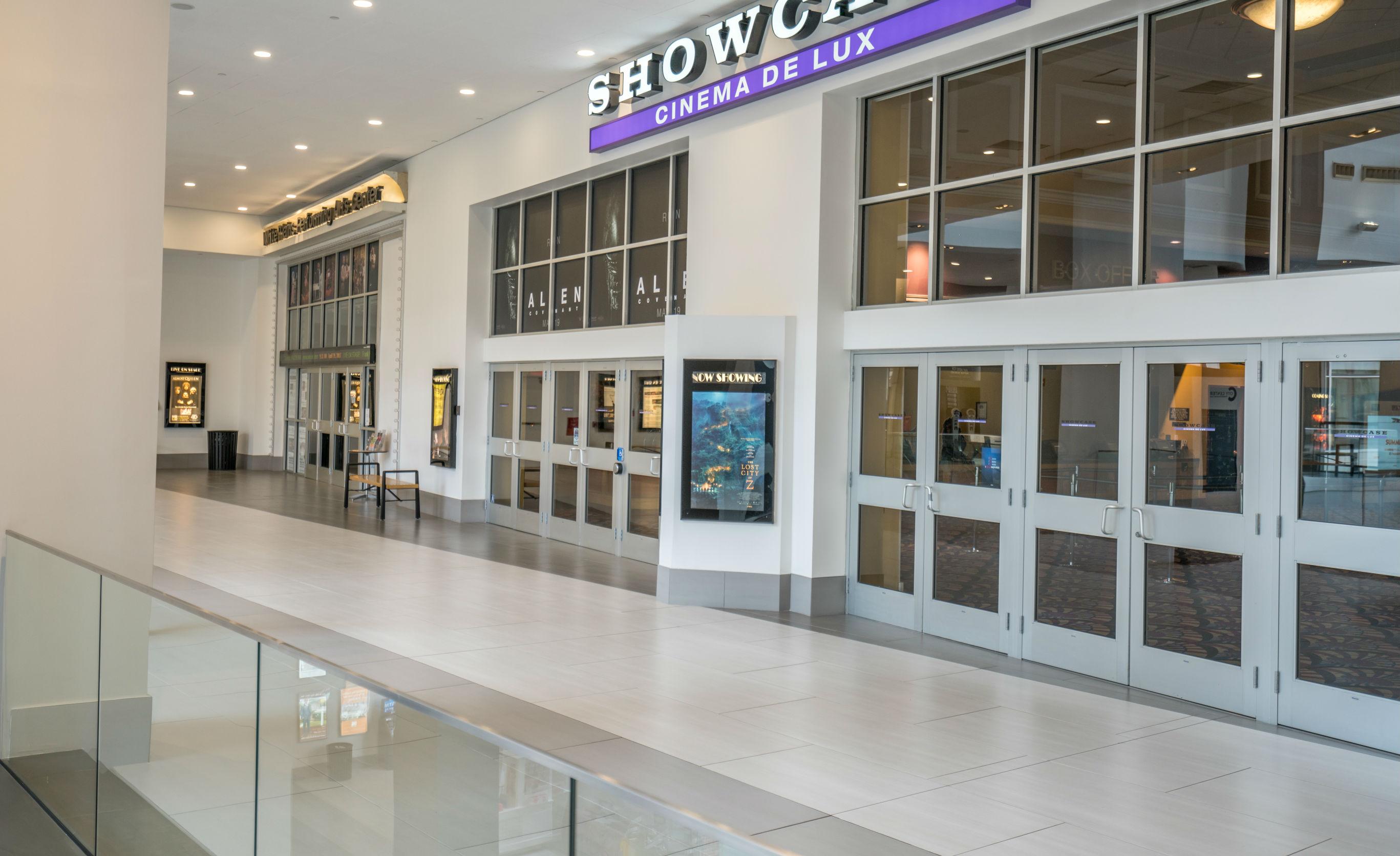 City Center at White Plains Cinema