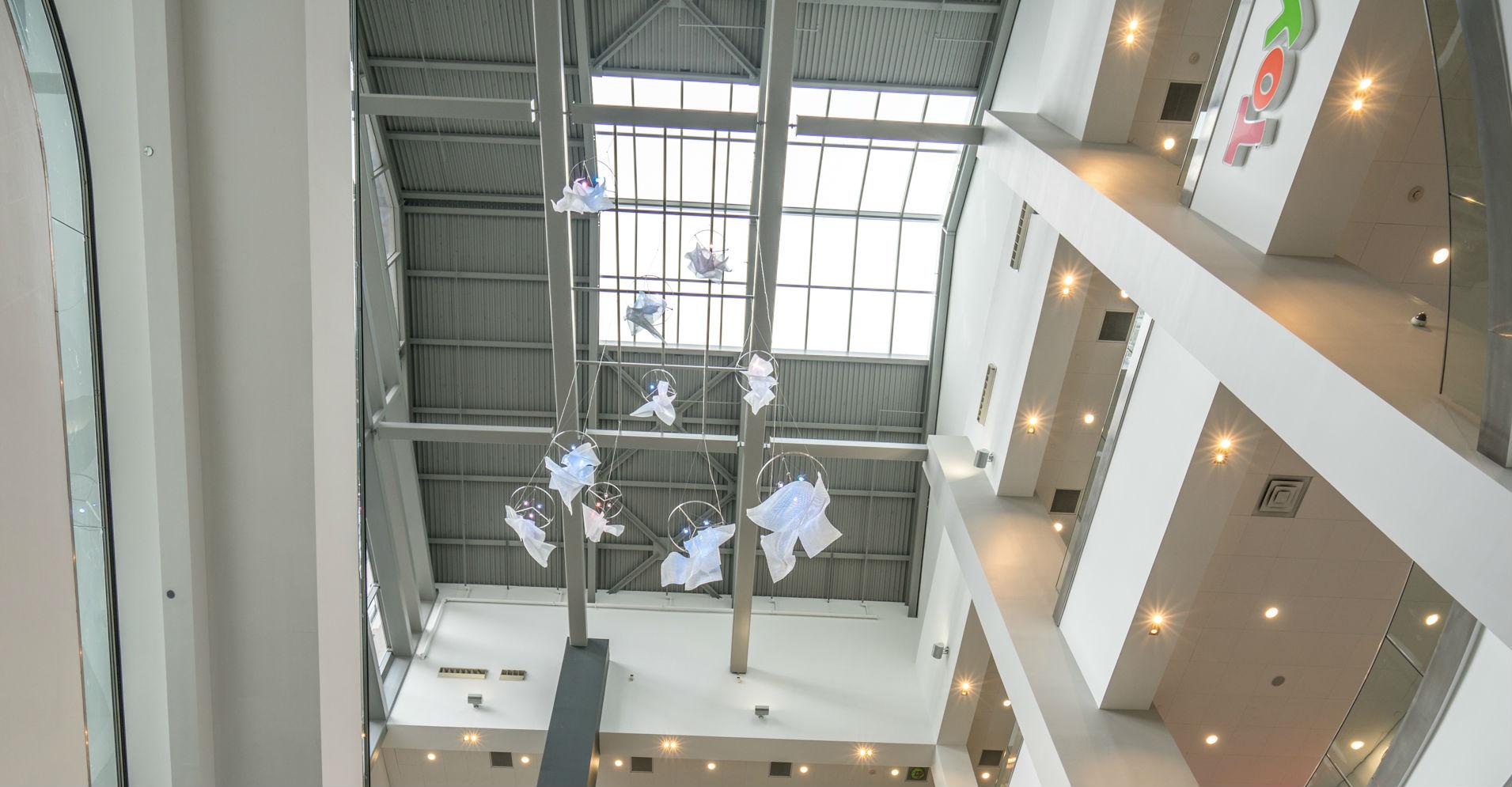 City center skylight