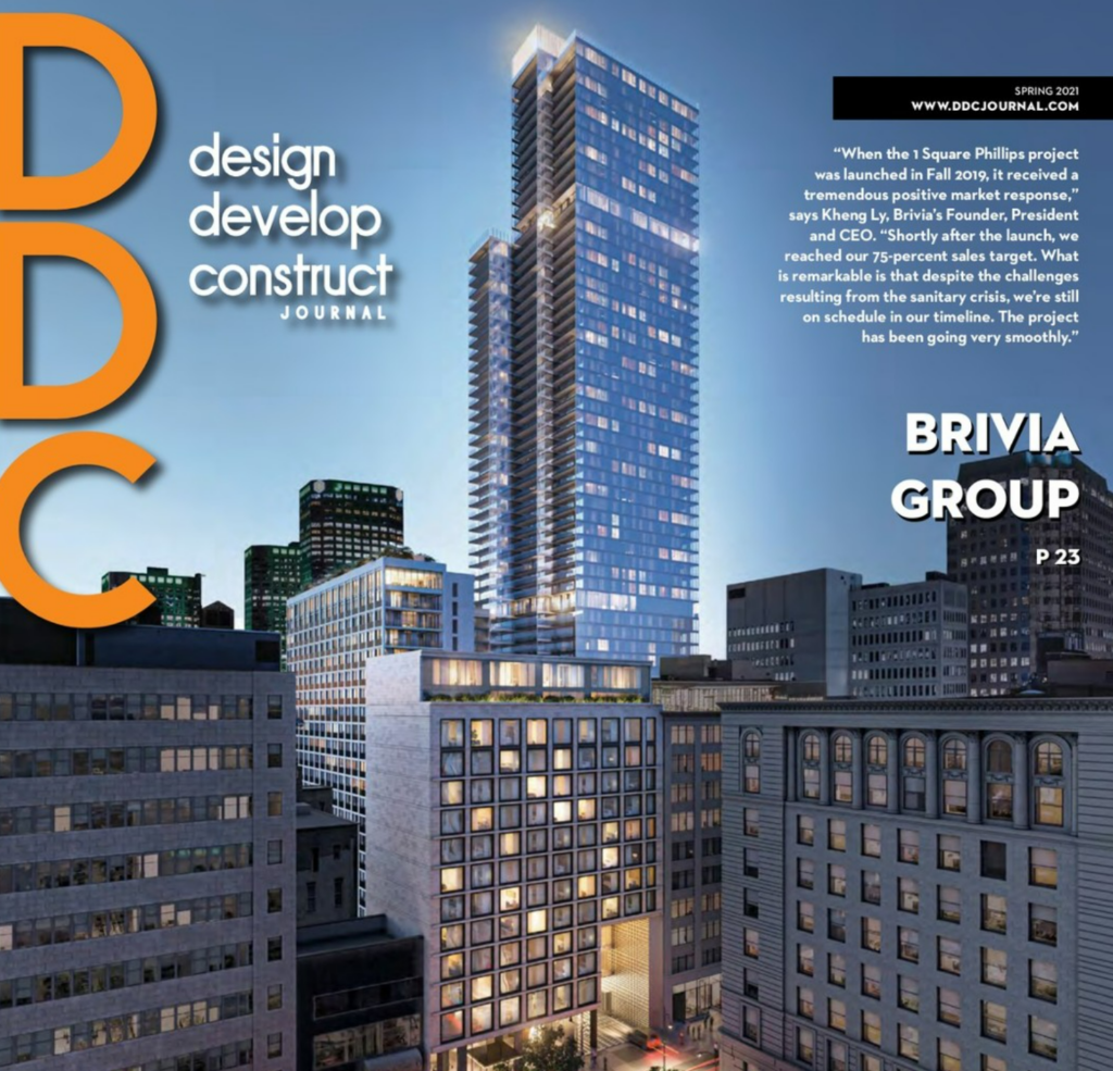 DDC Journal Cover - Spring 2021