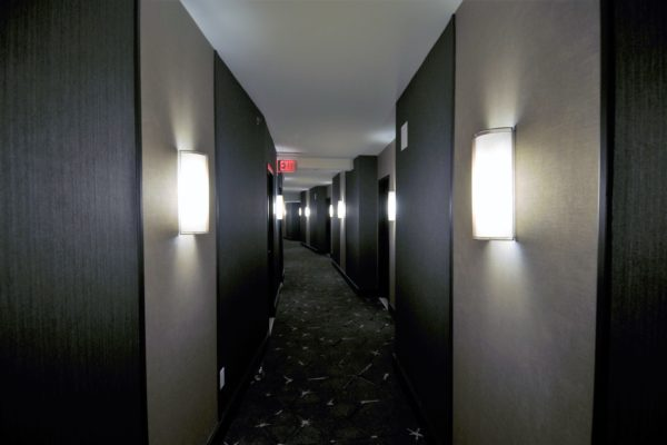 Washington Hilton corridor