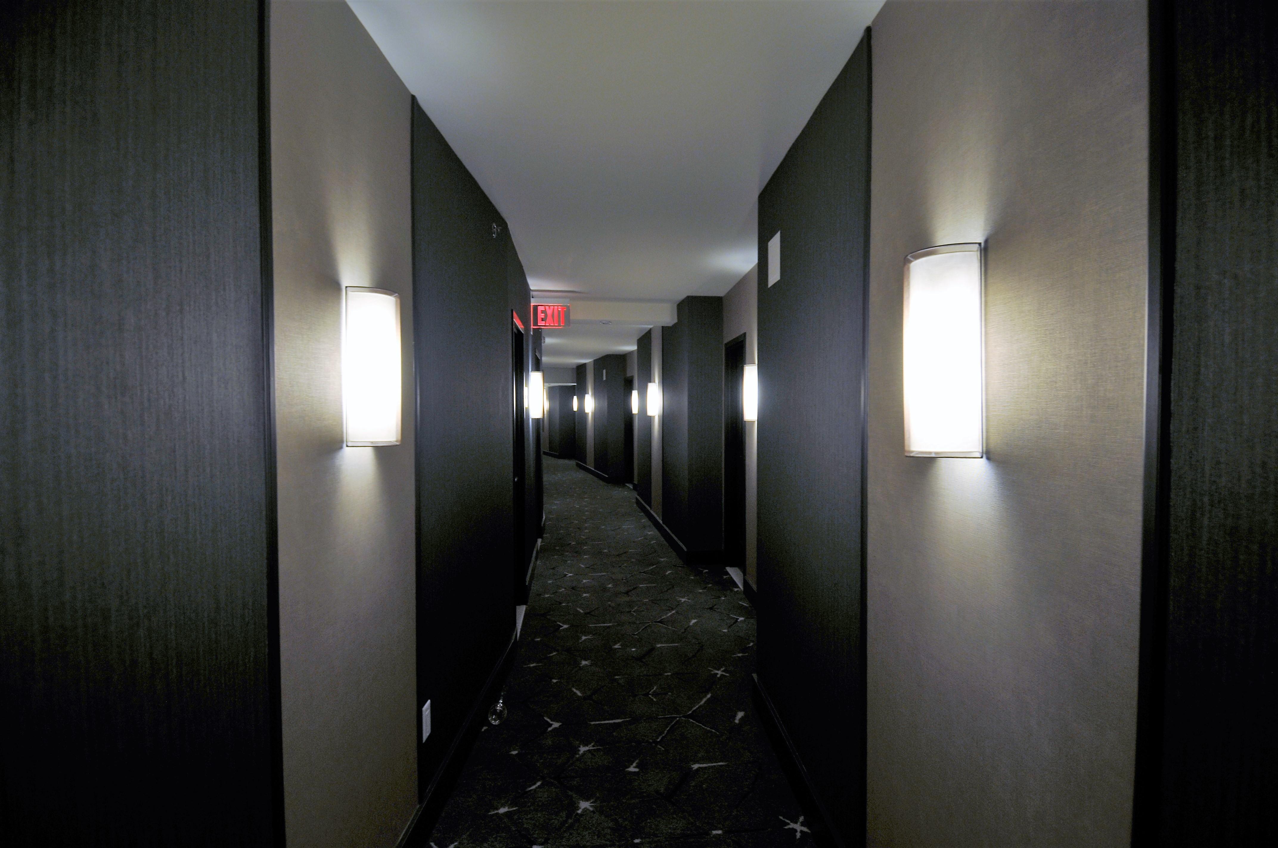 Washington Hilton corridor