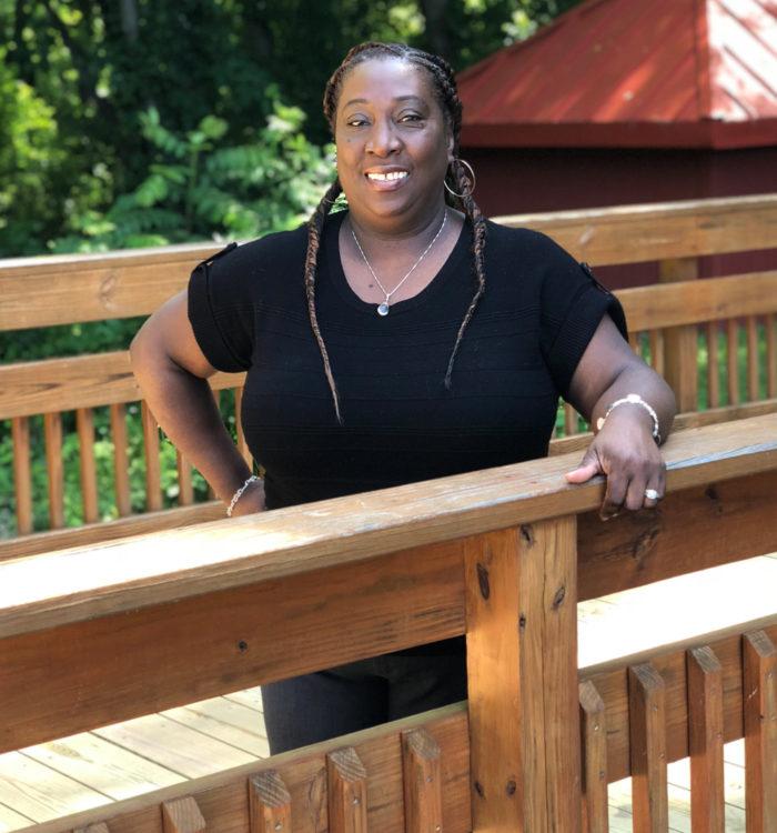 Phyllis Furr, team member at HR Construction