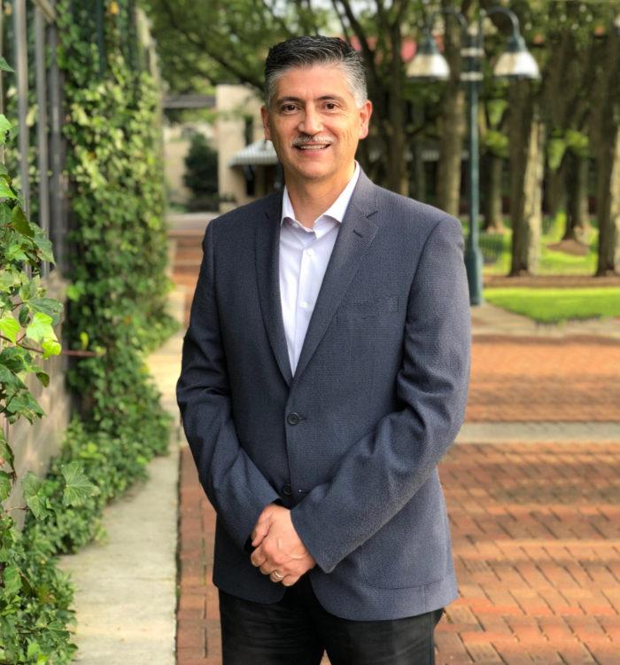 Tom Garcia, team member at HR Construction