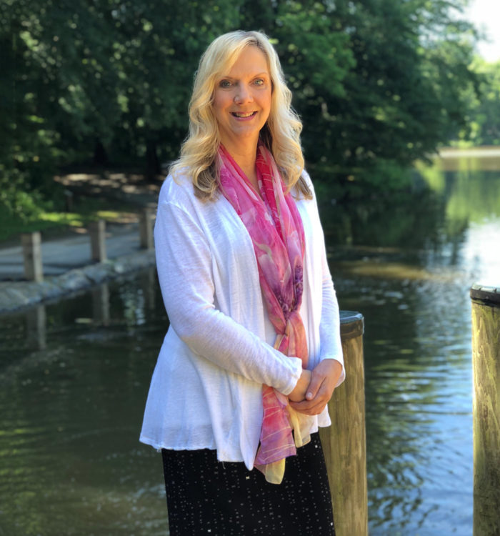 Teresa Harris, team member at HR Construction