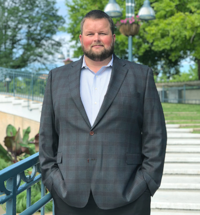 Stephen Humphrey, team member at HR Construction