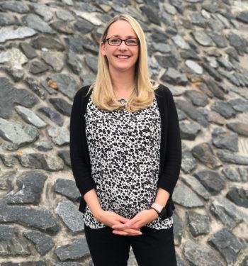 Caroline Mackey, team member at HR Construction