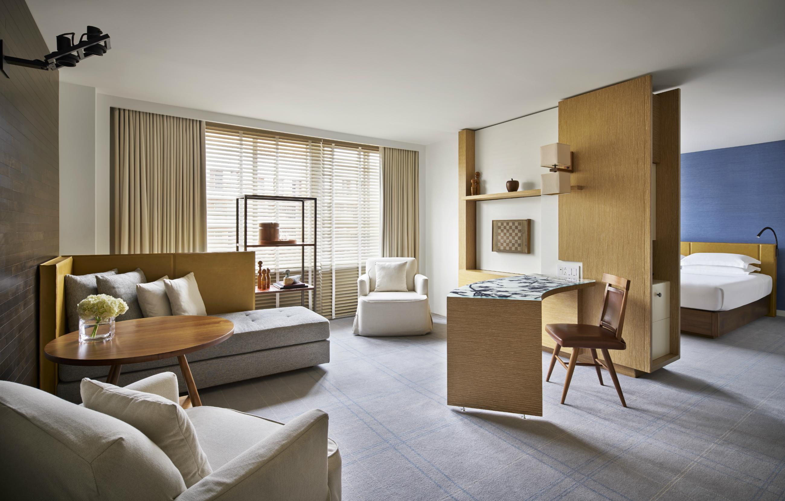 Park Hyatt junior suite