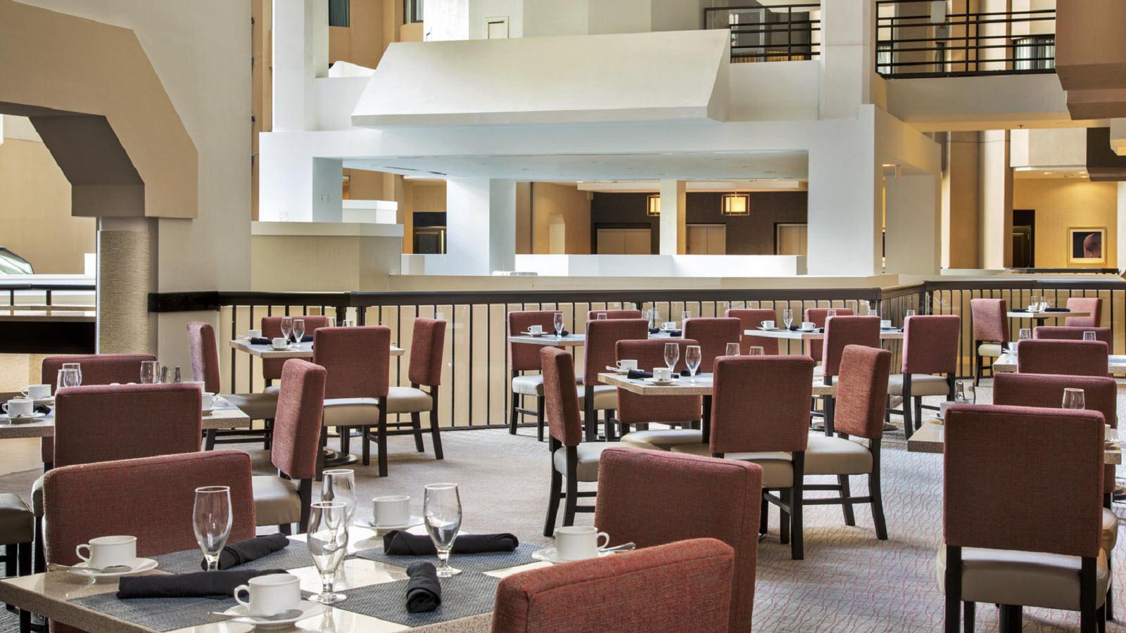 Westin DC - Restaurant