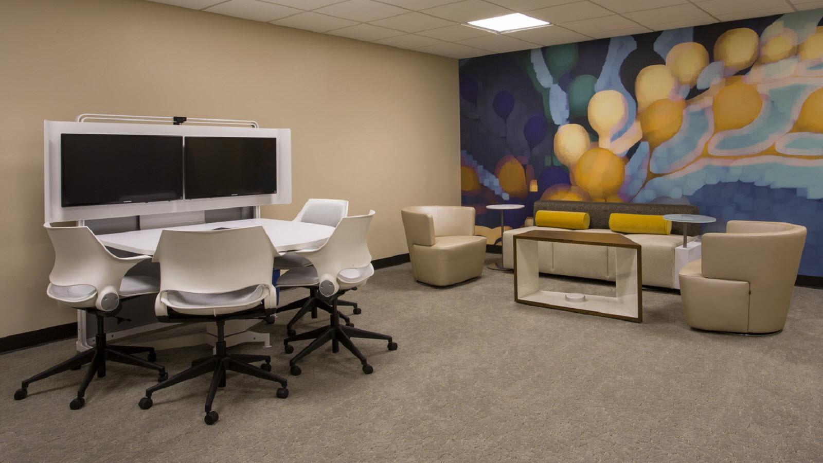 Westin DC - lounge