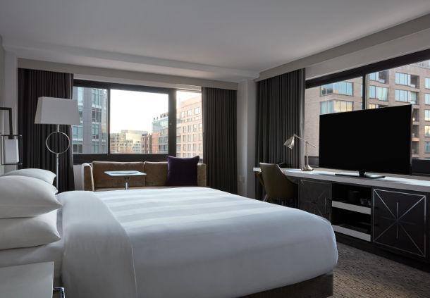 washington marriott georgetown hr construction. Black Bedroom Furniture Sets. Home Design Ideas