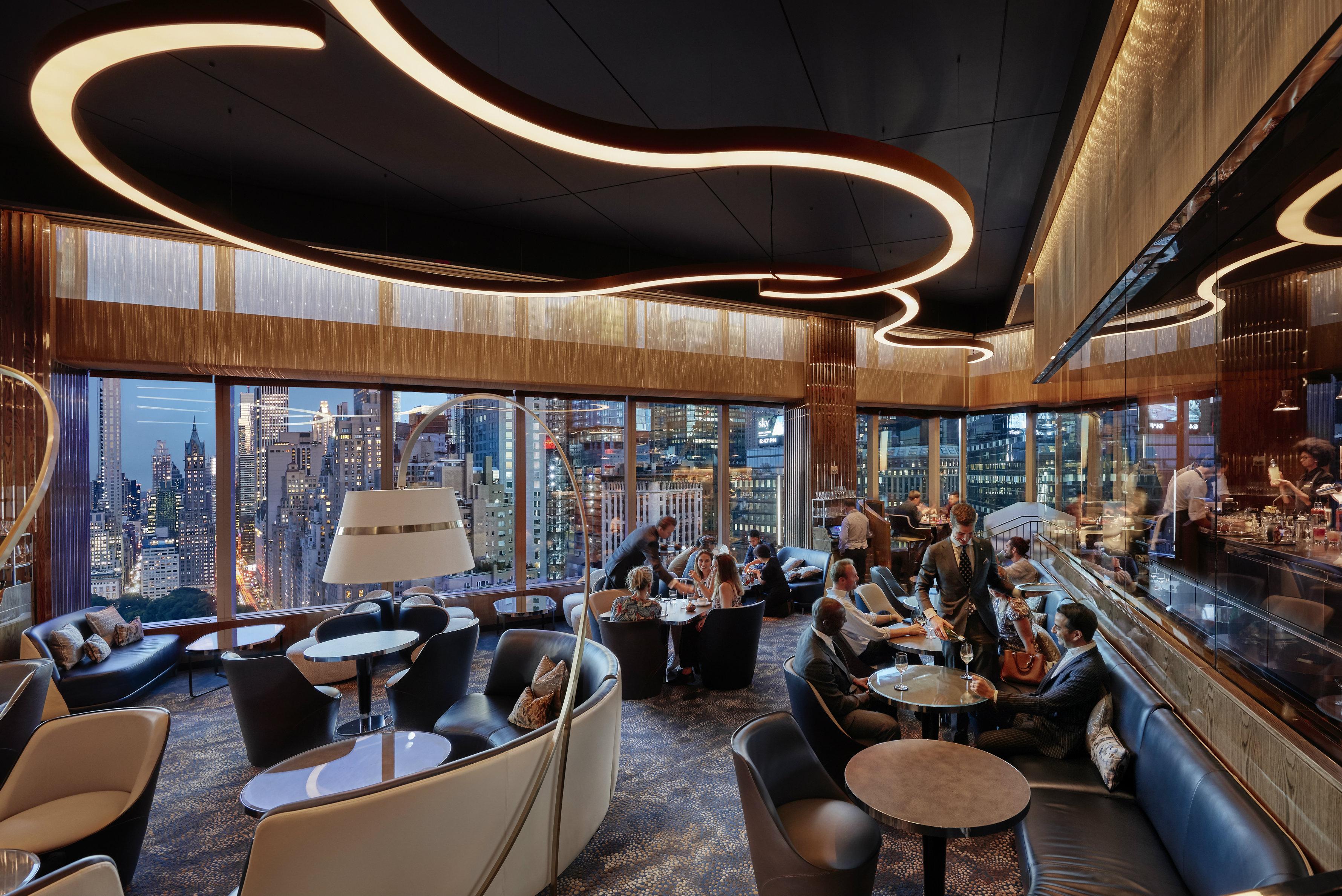 Mandarin Oriental New York The Aviary Amp The Office Hr
