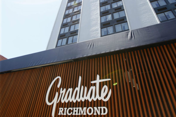 Graduate Richmond Hotel exterior