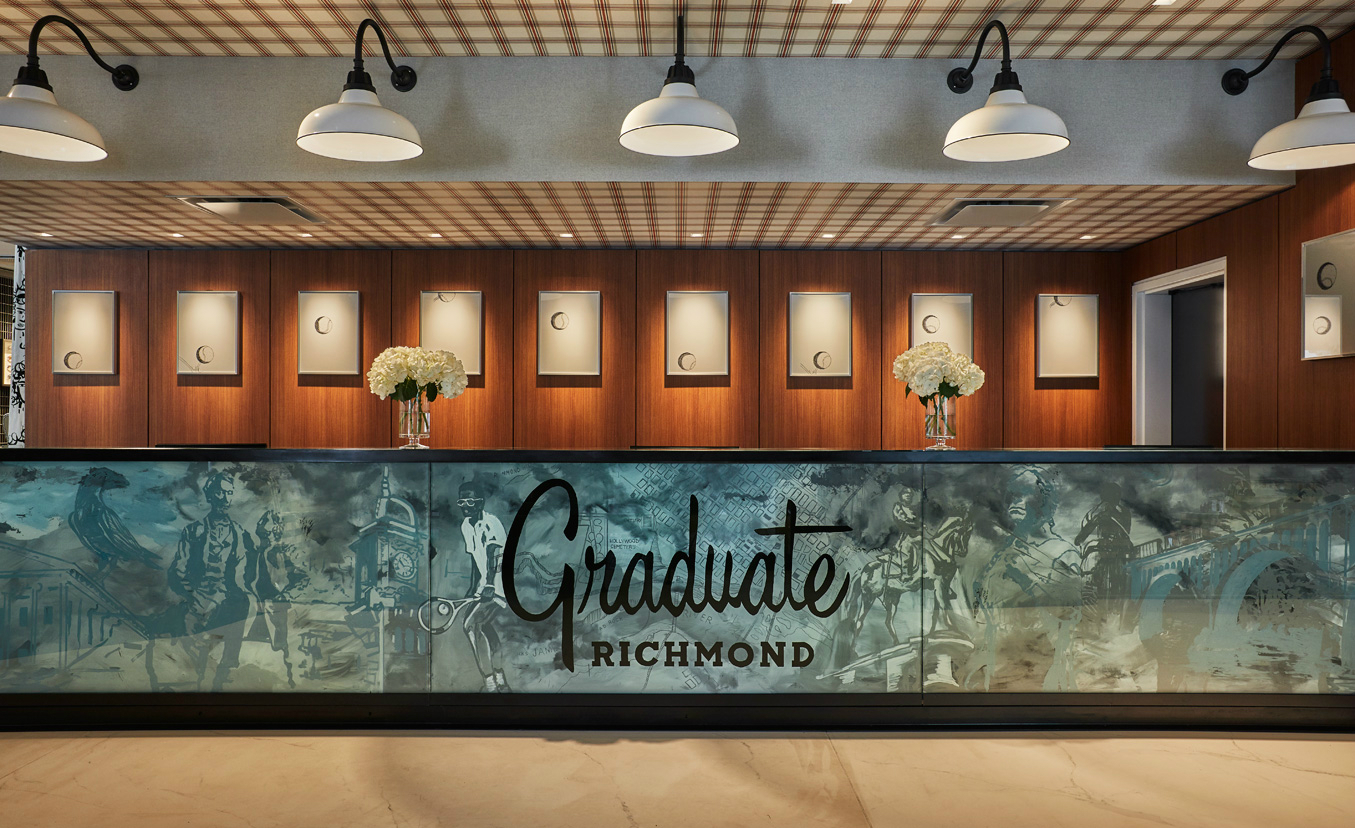 Graduate Richmond front desk
