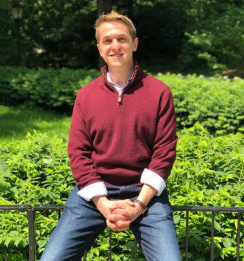 Alex Bass, team member at HR Construction