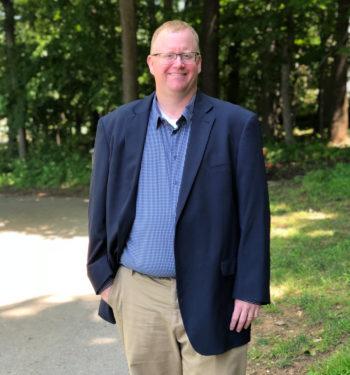 Matt Baxter, team member at HR Construction