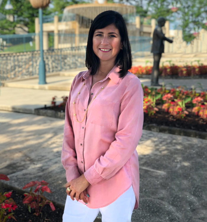 Deborah Camacho, team member at HR Construction