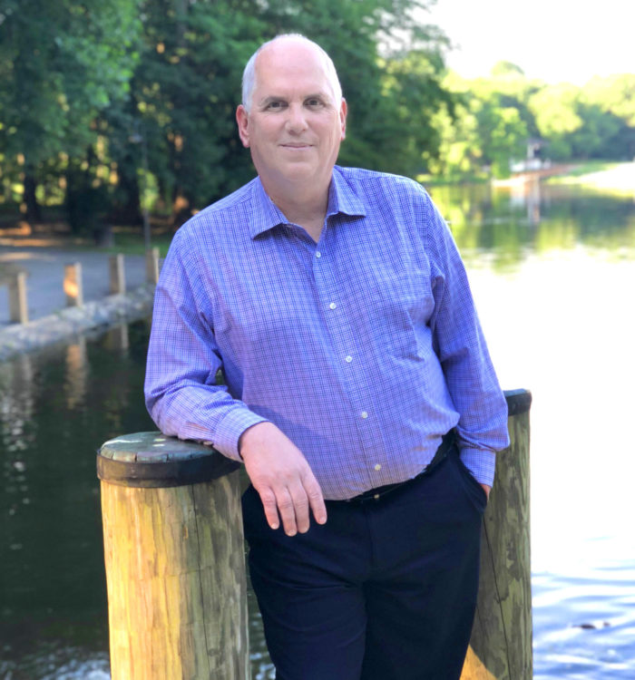 Steve Thayer, team member at HR Construction