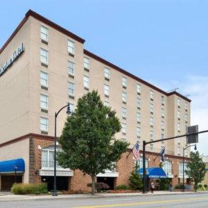 Graduate State College Hotel exterior