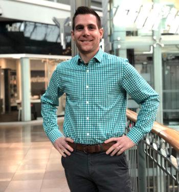 Markus Hunkeler, team member at HR Construction
