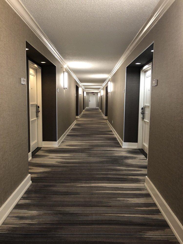 Hilton Tampa Airport Westshore corridor
