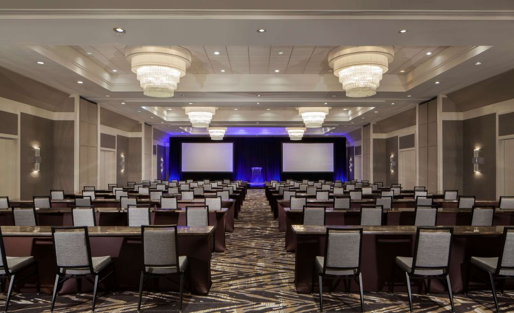 Hilton Tampa Airport Westshore public meeting space