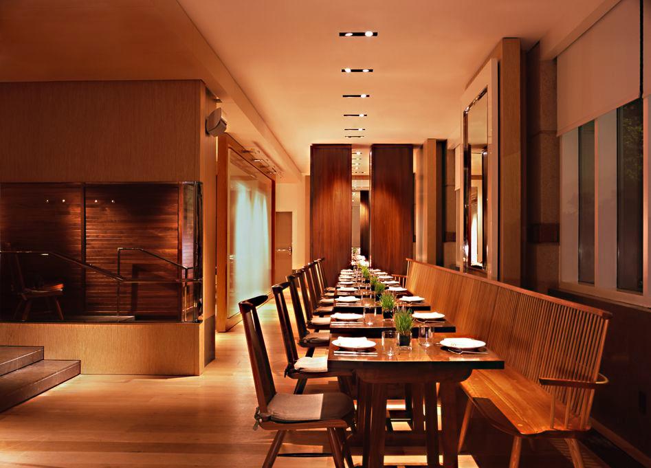 Blue Duck Tavern Dining